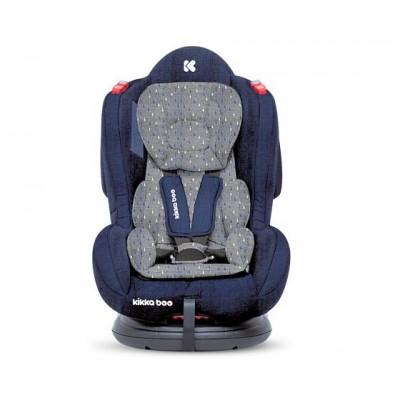 Стол за кола Hood Kikkaboo 0-25кг - Dark blue 31002060015