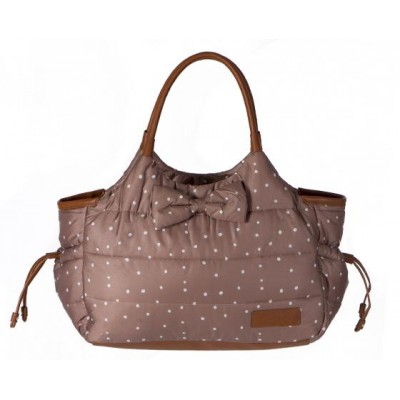 Чантa Dotty Brown Kikka Boo 31108020009