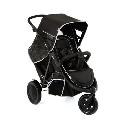 Бебешка количка за две деца HAUCK Freerider Black 513040