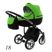 Бебешка количка Tako Jumper 5 2в1 - цвят 18