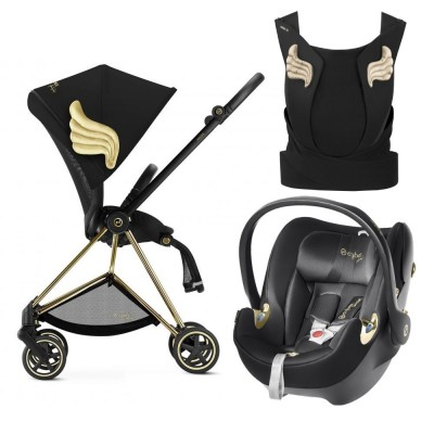 Бебешка количка Cybex MIOS Jeremy Scott WINGS 2в1 TS и YEMA TIE Jeremy Scott WINGS MIOSPROMO12