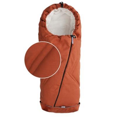 Чувалче за количка CALLISTO оранжево BabyMatex 4мм. 5902675047258