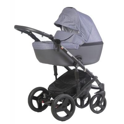 Бебешка количка Naomi 2018 Dizain Baby 2в1 2018 - индиго