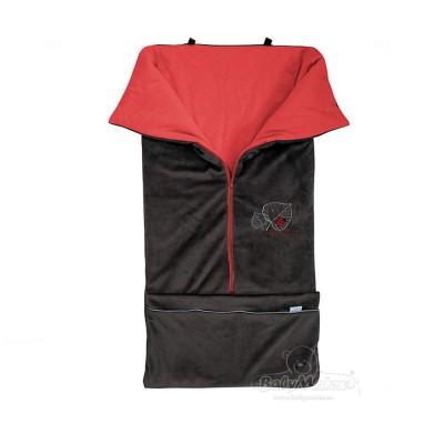 Чувалче за количка и стол за кола серия Avinto цвят червен Baby Matex 0302 5902675026215