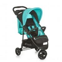 Детска количка триколка HAUCK Citi Neo II - Caviar Aqua