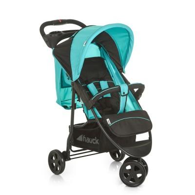 Детска количка триколка HAUCK Citi Neo II - Caviar Aqua 311073