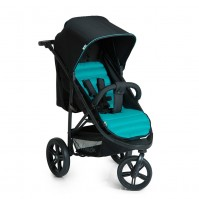 Детска количка триколка HAUCK Rapid 3 - Caviar Turquoise