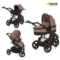 Бебешка количка Hauck Maxan 3 Plus Trio Set - Melange Sand