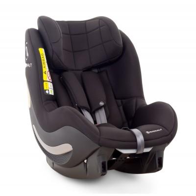 Столче за кола Avionaut AeroFIX 0-18 кг черно AF.03