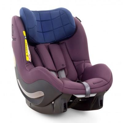 Столче за кола Avionaut AeroFIX 0-18 кг лилаво и синьо AF.04