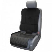 Предпазна подложка за автомобилна седалка - 2 части Prince Lionheart- черна