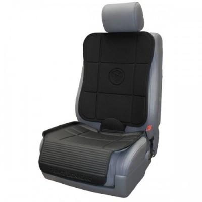 Предпазна подложка за автомобилна седалка - 2 части Prince Lionheart- черна pl_0300