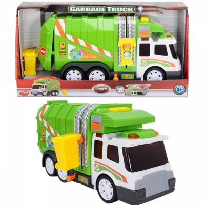 DICKIE Камион за събиране на боклук 39 см 203308357
