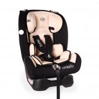 Детско столче за кола Hybrid 0-36кг - бежово