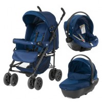 TRIO ENJOY FUN 2012 / 2013 BLUE - комбинирана количка Chicco