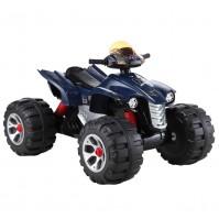 Детско акумулаторно бъги SUPER POWER CROSS - синьо