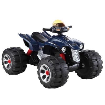 Детско акумулаторно бъги SUPER POWER CROSS - синьо JS318