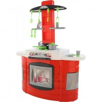 Детска кухня с аксесоари Bu Bu Polesie Toys