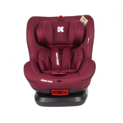Стол за кола TWISTER ISOFIX Kikka Boo 0-25 кг. - RED 31002060013