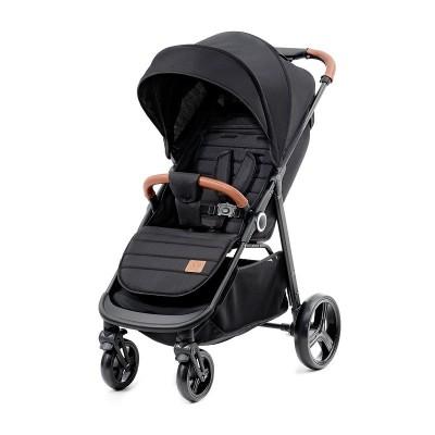 Бебешка количка KinderKraft Grande ~Черна KKWGRANBLK