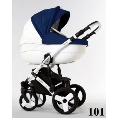Детска количка Retrus Dynamic 2в1 - цвят 101R 30578