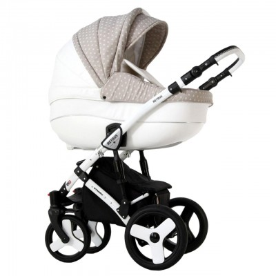 Детска количка Retrus Dynamic 2в1 - цвят 102R 30578