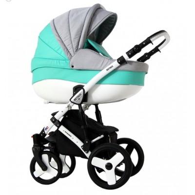Детска количка Retrus Dynamic 2в1 - цвят 105AR 30578