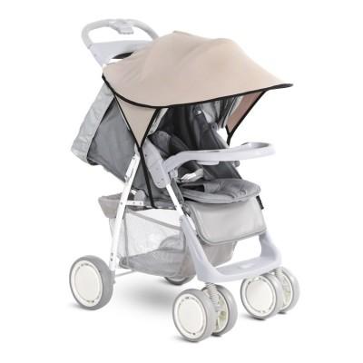 Сенник за детска количка бежово 20800930002