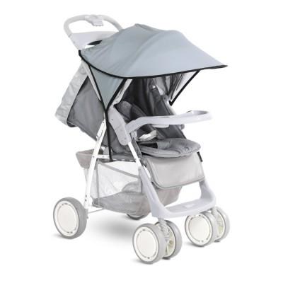 Сенник за детска количка сиво 20800930001