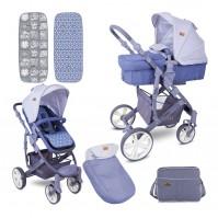 Бебешка количка verso grey