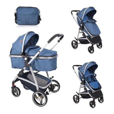 Бебешка количка sola dark blue 10021321904