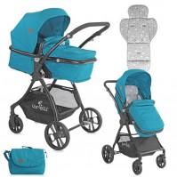 Бебешка количка starlight dark blue