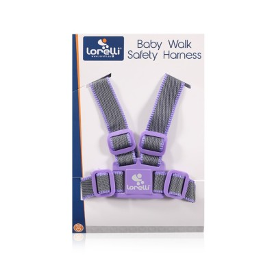 Коланче за прохождане grey&violet 10010051265