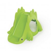 Пързалка динозавър Paradiso Toys - Зелена