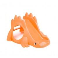Пързалка динозавър Paradiso Toys - Розова
